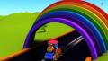 【列車のボブ】歌で「色」の名前を覚えちゃおう!/Bob, The Train – On A Color Ride