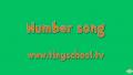 【子ども向け英語の歌】Numbers song/歌で楽しく数の数え方を覚えよう!