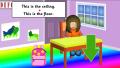 【英語であそぼ】School song. Learn English with teachkidsenglish.com
