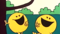 【英語アニメ】Mr Men, Mr Happy