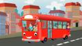 【みんなで歌おう】バスの歌 | Wheels On The Bus