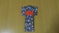 【Origami】折り紙でつくる「着物・浴衣」の折り方/Origami Kimono dress