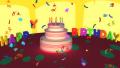 【歌ってあそぼー!】お誕生日の歌/Happy Birthday Song