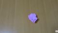 【おりがみの折り方】ぴょんぴょん跳ねるうさぎの折り紙/Origami-jumping rabbit