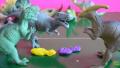 【おもちゃで幼児英語マスター】恐竜のおもちゃをつかって英語耳をつくる!
