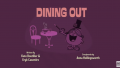 """【英語アニメ】The Mr Men Show """"Dining Out"""" (S2 E17)"""