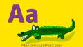 【英語であそぼー!】動物の名前と発音(フォニックス)を覚えちゃおう!Animals Alphabet Phonics