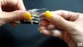 【子ども向け手作りアクセサリー】フォークと輪ゴムで作ったレインボーブレスレット【ファンルーム】