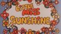 【英語アニメ】Mr Men, Little Miss Sunshine