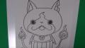 【アニメお絵描き】ジバニャンの書き方/妖怪ウォッチの絵やイラストの描き方(How To Draw Yo-Kai Watch 요괴 워치)