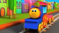 【列車のボブ】歌で「アルファベット」を覚えちゃおう!/Bob, The Train – Alphabet