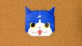 【Origami】折り紙でつくる「妖怪ウォッチのフユニャン」折り方