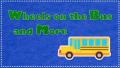 【英語で歌おう!】Wheels on the Bus and More