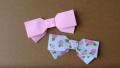 【折り紙】おりがみでつくる「リボン」の折り方・作り方/Origami:Ribbon