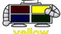 【英語であそぼー!】Color Robot カラーロボット『なんの色ですか?』『〜です』