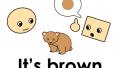【英語であそぼー!】It's a Brown Bear 『これは茶色いクマです』