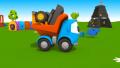 【英語であそぼー!】おもちゃのトラックのお話/子ども向け英語アニメで楽しく英語を学びましょう