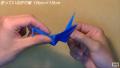 【折り紙】おりがみでつくる「鶴(ツル)」の折り方・作り方