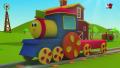 【列車のボブ】ゆかいな牧場を歌おう!/Bob, The Train – Went To The Farm